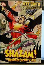 SHAZAM THE MONSTER SOCIETY OF EVIL #3 1ST PRINT  DC COMICS (2007)