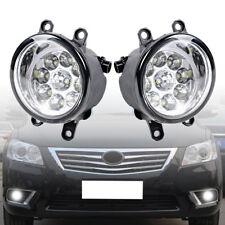 For Toyota Corolla Camry Yaris Lexus Avalon 55W 9 LED Fog Light Driving Lamp kit