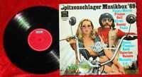 LP Spitzenschlager Musikbox ´69 (Decca H 264/4) Deutscher Schallplattenclub