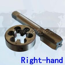 1 set 13//16-16UN right-hand Machine tap and die Threading Tools 13//16×16