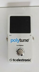 TC Electronic Polytune 2 Tuner Pedal