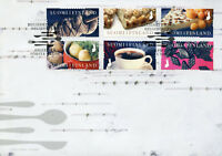 Finland 2018 FDC Finnish Tastes 6v S/A Cover Gastronomy Food Drink Stamps