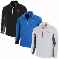 PUMA Polyester Hip Length Zip Neck Coats & Jackets for Men