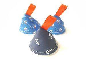 Pee Pee TeePee x 3 // Wee Wee // Boy Baby Shower Gift // Yachts Nautical Sailing