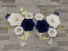 Nursery Decor Paper Flower Handmade.