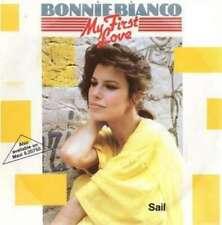 """Bonnie Bianco My First Love 7"""" Single Vinyl Schallplatte 9130"""