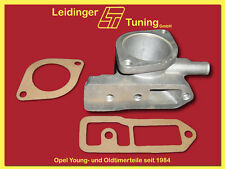 Kadett C  Thermostatgehäuse Doppelvergaser Opel CIH 1.9 und 2.0