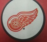 1996-97 NHL Vintage Ice Hockey mini puck DETROIT RED WINGS plastic gumball WHA 1