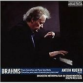 Brahms - Piano Concertos; Solo Piano Works (3CDs) (2005)***NEW SEALED