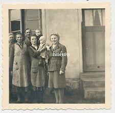 Foto-Wuppertal-Elberfeld  weiblicher Arbeitsdienst/beautiful women (P802)