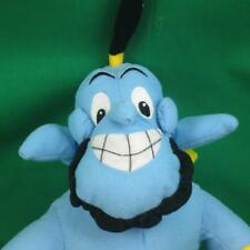 DISNEY TOY FACTORY ALADDIN BLUE GENIE DOLL BIG PLUSH STUFFED TOY Robin Williams
