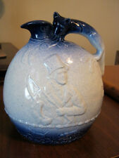 Vintage Collectible Pottery - Figural Pitcher Jug - Rockingham - Fox