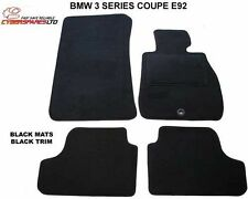 BMW 3 Series E92 M3 Coupe 2007 Onwards Fully Tailored Car Mats