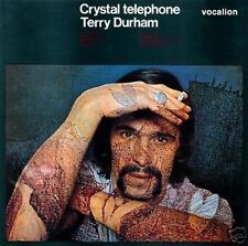 Terry Durham Crystal Telephone 1969 Vocalion CD re