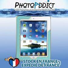 DiCAPac WP-I20 - Housse étanche pour iPad 1 et iPad 2 - Bleu - Certifié IPX8