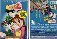 Kodocha Vol 8 Sana's Duty New Anime DVD Funimation Release