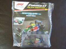 Formula 1 The Car Collection Part 65 Benetton B190 1990 Nelson Piquet