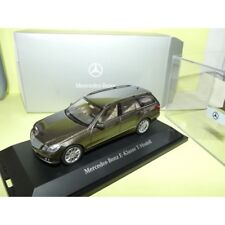 MERCEDES CLASSE E ESTATE W212 Indium Gris SCHUCO 1:43
