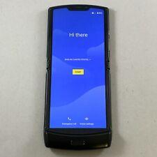 Great Motorola Razr 2019 XT2000-1 128GB Noir Black Verizon Smartphone