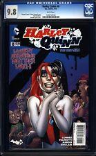 Harley Quinn 8 CGC 9.8 WP Modern Age DC Comic (2014) IGKC L@@K