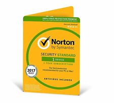 Norton Internet Security 3.0 PC/Mac/iOS/Android 1 User 1 Year 2019 Retail Key