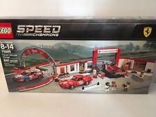 LEGO 75889 Speed Champions Ferrari Ultimate Garage New Sealed