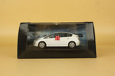 1/43 Toyota Prius white color die cast model