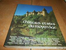 châteaux et sites du moyen-âge (38)