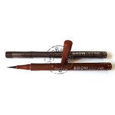 Technic Brow Define Felt Tip Pen - Eyebrow Eye Brow Pen, Brown, Black