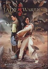 Jade Warrior   - Hong Kong RARE Kung Fu Martial Arts Action movie - NEW DVD