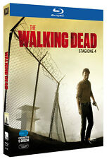 THE WALKING DEAD - STAGIONE 04  5 BLU-RAY  COFANETTO