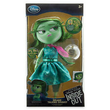 Disney Pixar Inside Out Disgust Talking Action Figure Toy Doll Movie Character