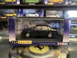 Vanguards Opel Vectra Cavalier 2000 16v Baikalblau Blue 1/43 MIB Ltd Ed VA13103B