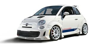 FIAT 500 Body Styling Kit, 500 SpeedLab Exclusive Item, fits Abarth 2012-2018