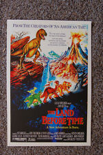The Land before time Lobby Card Movie Poster