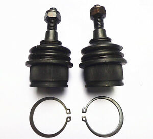 PAIR NEW FRONT LOWER BALL JOINTS FOR FORD TERRITORY SY Mk2, SZ RWD AWD 2010-ON