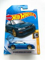 Hot Wheels 2020 98 SUBARU IMPREZA 22B STi-VERSION 23/250 HW Turbo 1/5 GHB42