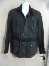 RARE VINTAGE BARBOUR INTERNATIONAL TRIALS WAXED JACKET SIZE M