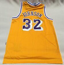 camiseta Magic Johnson Lakers Jersey