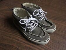 Vans Chukka Del Barco Hi Top Zapatos Náuticos (Unisex) o