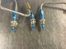 New ListingNitrous Oxide Systems Fan Spray nozzles Used. Two complete, one partial