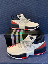 [BY3762] Mens Adidas Dame 3 Damian Lillard Basketball Sneaker - USA Size 11 🇺🇸