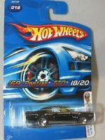New!! Hot Wheels '69 Pontiac GTO * 2005 First Editions Realistix * FREE SHIPPING