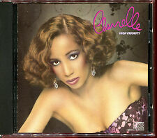 CHERELLE - HIGH PRIORITY - FIRST PRESS 1986 USA CD ALBUM [1800]