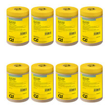 Q1 Pre Taped Masking Paper 180mm X 25m Multi Pack of 8