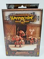 Warmachine KHADOR MAN-O-WAR SHOCKTROOPERS Privateer Press PIP 33020 NEW