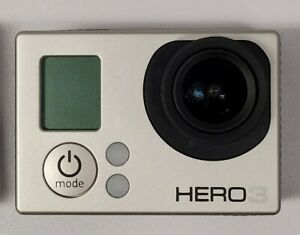 GoPro HERO3: White Edition Camera With LCD Touch BacPac Bundle