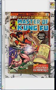 🔥SHANG CHI:MASTER OF KUNG FU #26|1st app. of Cursed Lotus, Fa Lo Suee (1976)🔥