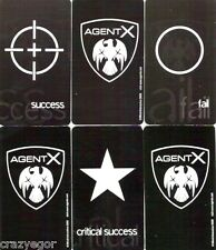 Agent X Conflict Deck - new Mind Interactive New Shrink *FS