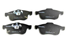 FIAT 500L 1.4 BREMBO FRONT BRAKE PADS SET OF 4 P23167